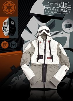 Stars Wars Wear You AT-AT Jacket by Marc Ecko