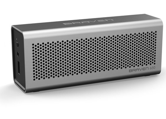 Braven 650 Bluetooth Speaker — The Man's Man