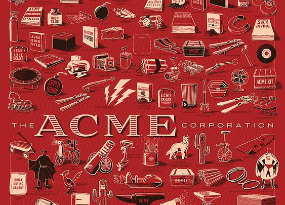 The ACME Corporation by Rob Loukotka — Kickstarter