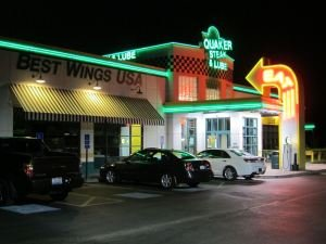 FatGuyEats.com Reviews QUAKER STEAK AND LUBE