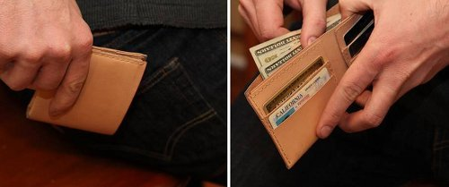How to Make a Wallet That Will Last the Rest of Your Life | The Art of Manliness