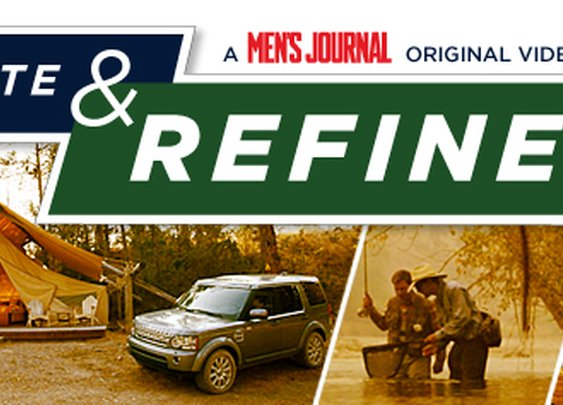 Remote and Refined With Ryan Van Duzer | MensJournal.com
