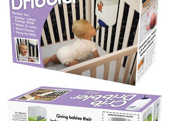 Feed your baby like a hamster