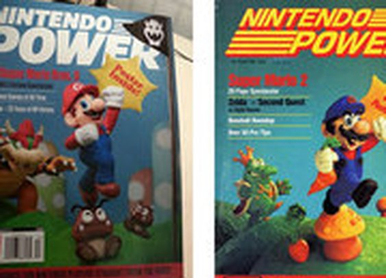 Final issue of Nintendo Power pays homage to origin