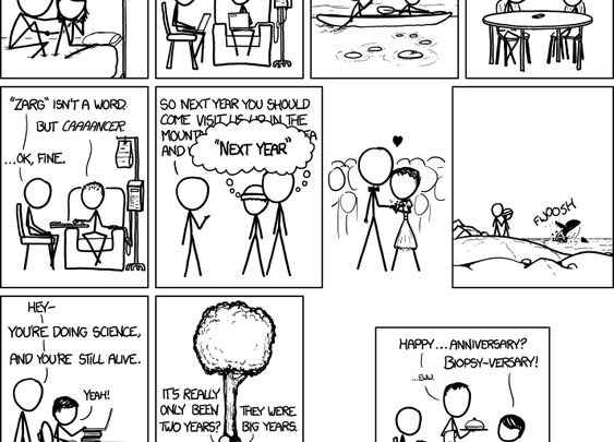 xkcd: Two Years