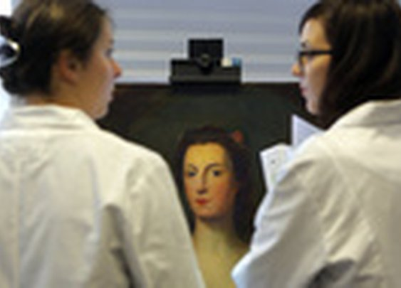 The art doctors | The Portland Press Herald / Maine Sunday Telegram