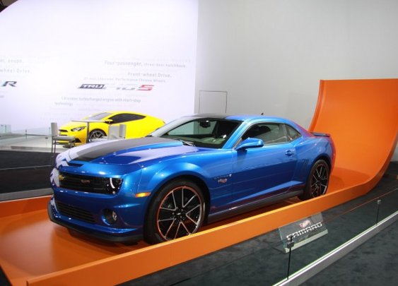 9 Hot Cars From The LA Auto Show - The Good Guys Corner