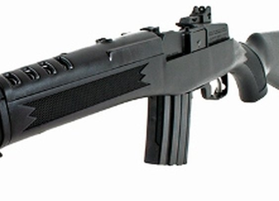 Mini 14 Tactical