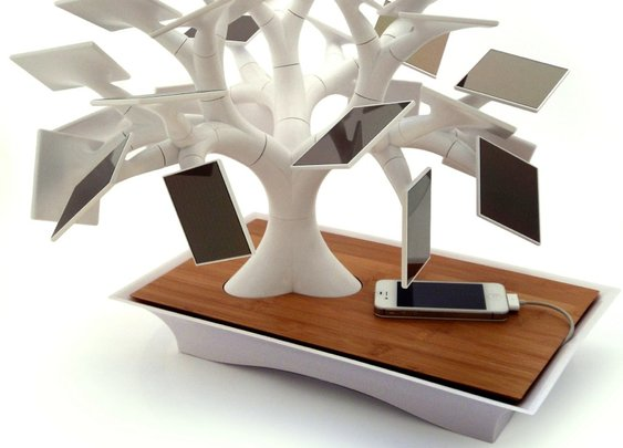 Electree Solar Charger | That Should Be Mine
