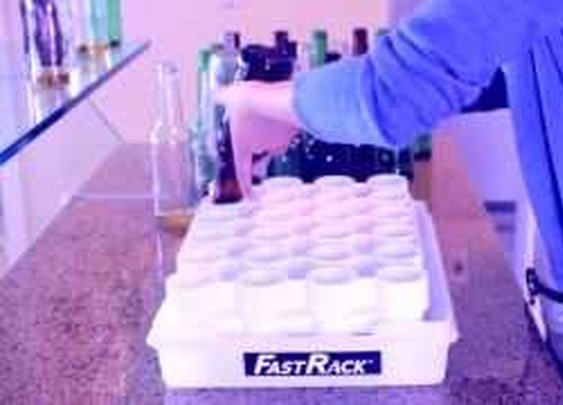 FastRack: The World's Best Empty Beer Bottle System - YouTube
