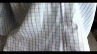 How To Tailor a Shirt - YouTube
