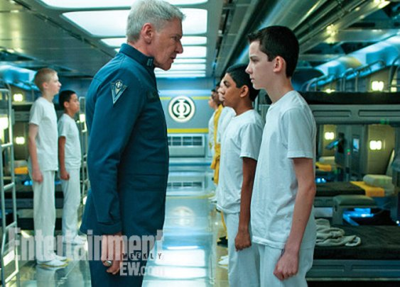 First Still From Ender's Game « SciFi TAKEOVER