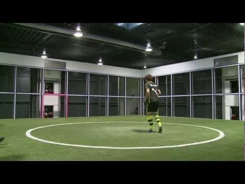 Borussia Dortmund Showcase The Footbonaut