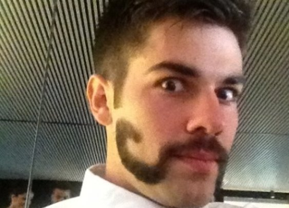 Top 5 Movember Moustaches