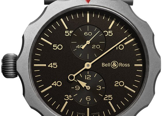 Bell & Ross Vintage WW2 — The Man's Man