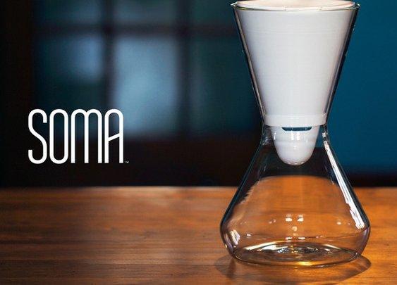 Soma: Beautifully innovative all-natural water filters by Soma — Kickstarter