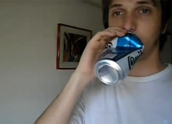 How to Make Lamborghini Sounds with a Beer Can