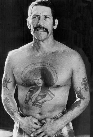 Danny Trejo.