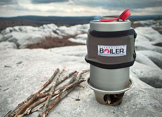 Backcountry Boiler — The Man's Man