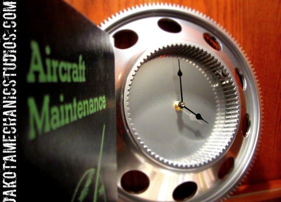 Pratt Whitney R 2800 Double Wasp Reduction Bell Gear Clock F4U Corsair DC 6 | eBay