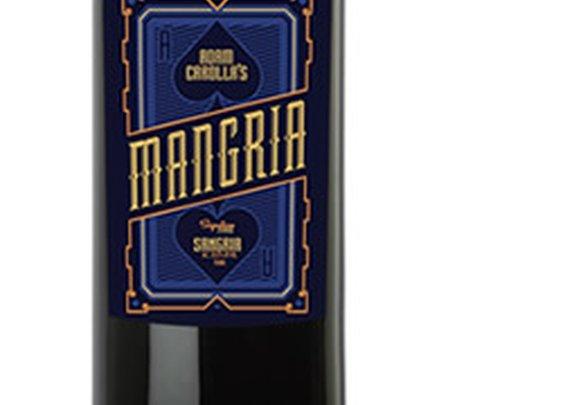 Mangria: Adam Carolla's Signature Orange Sangria