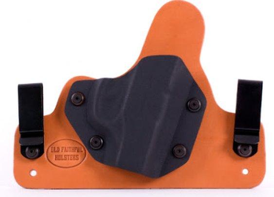 Old Faithful hip holster - you assemble, save big bucks ~ SHINYCASINGS.com