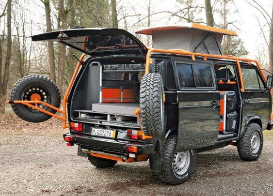 Camping  Vans