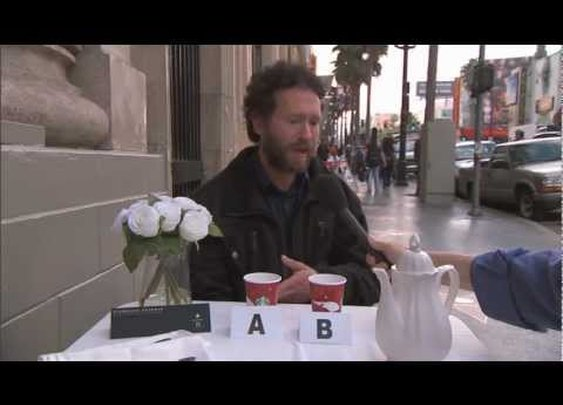 Jimmy Kimmel on the New $7 Cup of Coffee at Starbucks
