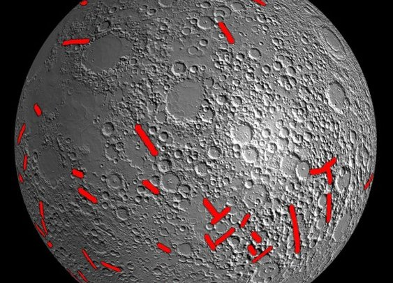 NASA's GRAIL lunar orbiters produce most detailed gravity map of the Moon