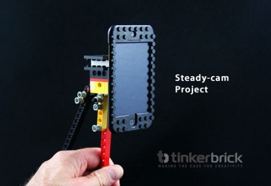 Tinkerbrick turns an iPhone into a working Lego piece