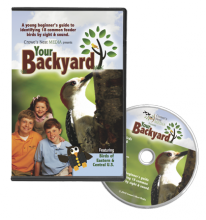 Your Backyard Bird DVD