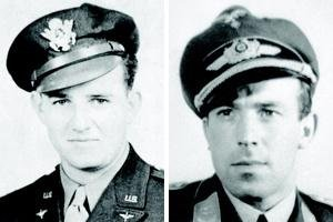 "New book ""A Higher Call"" tells of interactions between American WWII pilot Charlie Brown and German flying ace Franz Stigler"