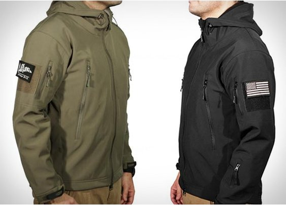 SAMARITAN JACKET | BY MASTER & COMMANDER
