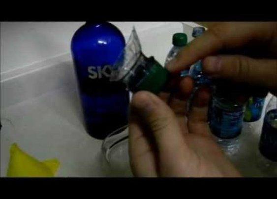 How To Put Vodka In Sealed Water Bottles - StumbleUpon