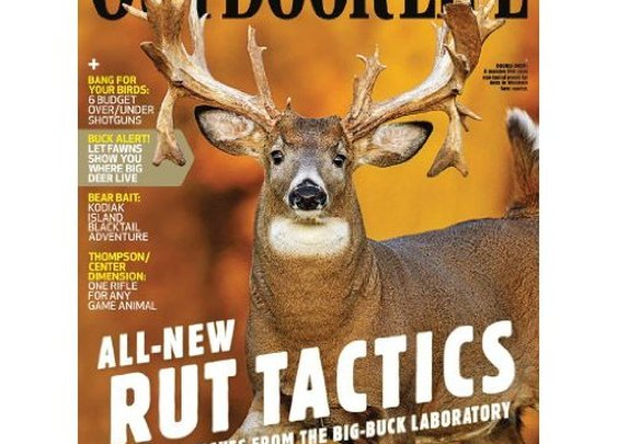 Great magazine! Outdoor Life