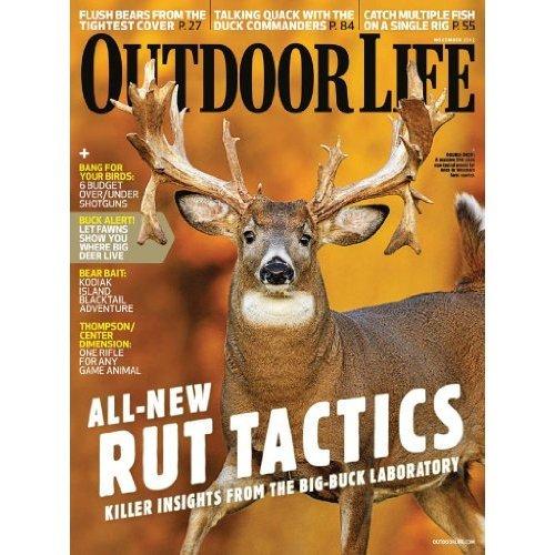 Great magazine! Outdoor Life