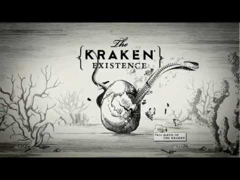 Release The Kraken | The Kraken™ Black Spiced Rum