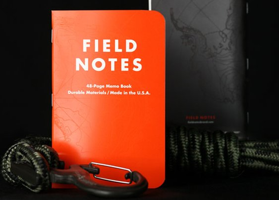Petaluma Supply Co. - Field Notes Expedition Edition