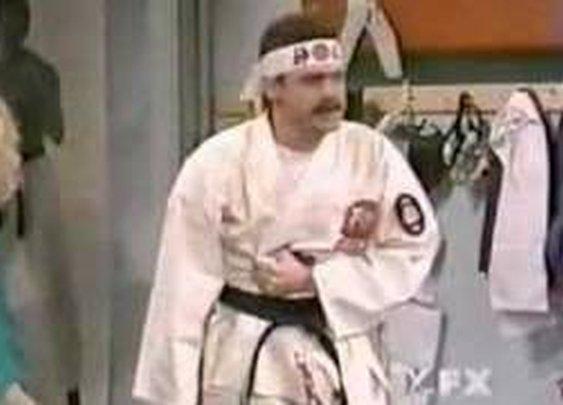 LIVING COLOUR - Jim Carey-Karate Instructor - YouTube