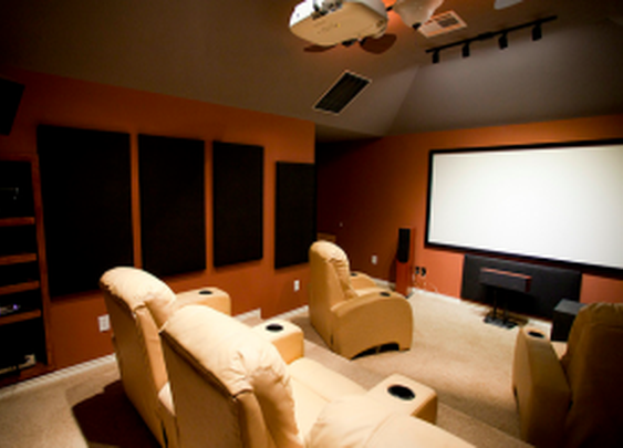 Design the Ultimate Home Theater - Atlanta, GA Technology Design