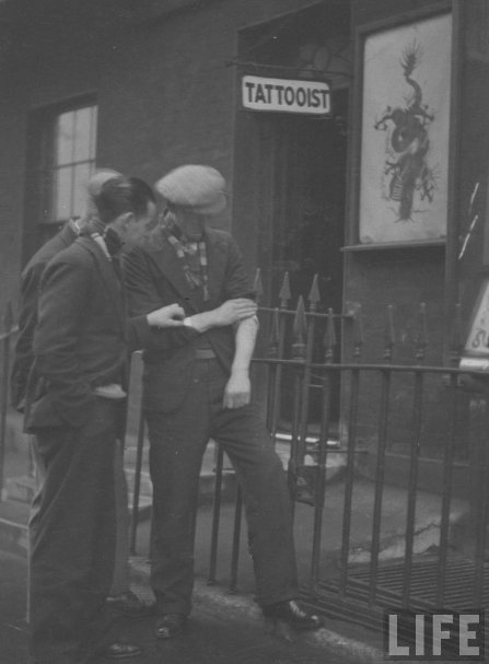 Your First Tattoo: A Guide to Getting Inked | The Art of Manliness