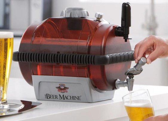 Beer Machine Home Brewing Kit