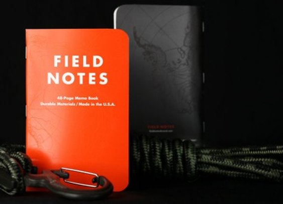 FIELD NOTES COLORS:THE EXPEDITION EDITION