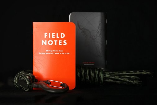 Field Notes Expedition Notebook | Uncrate
