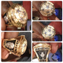 Chelsea FC team-mates see gold from Didier Drogba