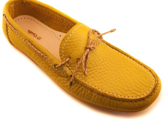 Leather Moccasins for Men by cbajo on Etsy