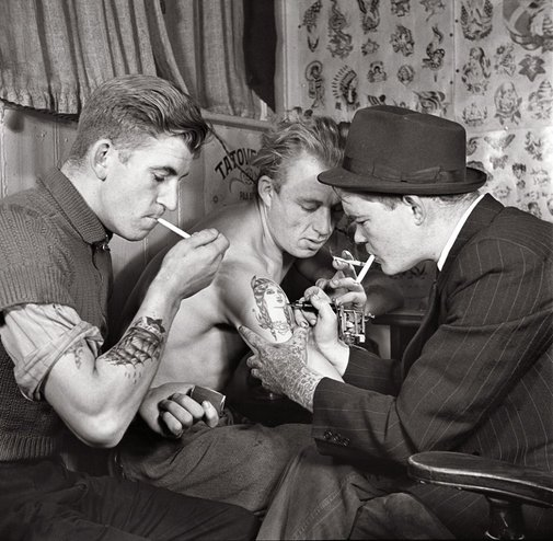 The Nautical Roots of the Modern Tattoo