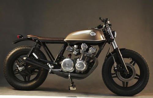 CRD Honda CB 750 KZ — The Man's Man
