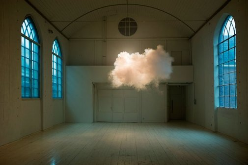 Indoor Clouds (Yes, it's real)