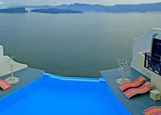 Astarte Suites Santorini - Luxury Hotel in Santorini |Book Online https://astartesuites.reserve-online.net/ on we heart it / visual bookmark #46018734